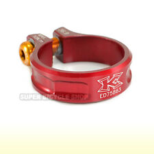 KCNC SC11  Seat Post Clamp 7075 Alloy , 36.9mm , Red