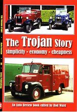 Book - Trojan Story - Cyclecars Light Cars Vans McLaren Bubblecars - Auto Review