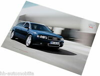0383AU Audi A6 Avant Poster 2002 ORIGINAL (interne Nr. 041)