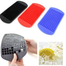 96/150/160 Cavity Silicone Mini Square Ice Cube Tray Maker Mold Mould