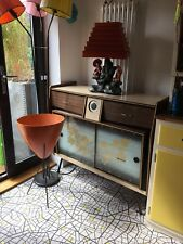 1950s Original Vintage Retro Kitchen Cupboard Cabinet Unit