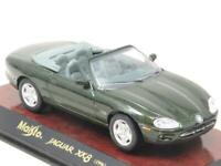 Maisto Diecast Jaguar XK8 1996 Green 1 43 Scale Boxed