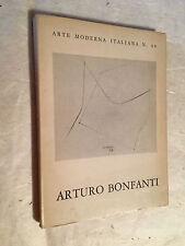 RENZO BELTRAME ARTURO BONFANTI ARTE MODERNA ITALIANA N.66 50 DISEGNI 1946-1975