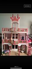 Barbiehaus aus  Holz Puppenhaus