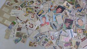 Vintage Cigarette Cards Job Lot