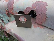 Jeep Willys M38 Slave receptacle cable bracket for fender G740