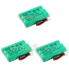 3 NEW Rechargeable Phone Battery for GP GP60AAAH3BMJ GP65AAAH3BMJ Lenmar CBD-958