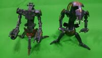 Star Wars Phantom Menace Destroyer Droid figure lot Hasbro 1998 2004 one each