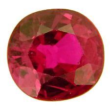 Fine Ruby 0.54ct natural loose gemstones