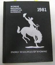 Wyoming Geology:Oil Gas; Energy Resources: Overthrust Belt Reference Book