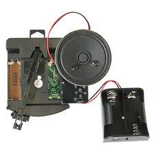 UTS F 700 Funk Pendeluhrwerk Funkuhrwerk Uhrwerk 17,8 mm + **Melodie** 700 213