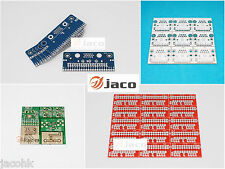 Prototype PCB Manufacture - 10pcs 2 Layer - within 25 sq. cm