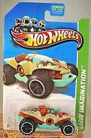 2013 Hot Wheels T-REXTROYER #66 HW Imagination