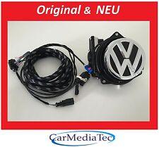 Original Volkswagen rfk camara de vision trasera nachrüst emblema Passat RGB cc golf 6 VI