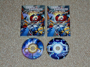 Transformers: The Movie DVD 2006 20th Anniversary Edition Complete Canadian