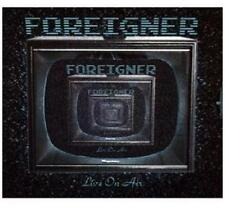FOREIGNER – LIVE ON AIR (NEW/SEALED) CD