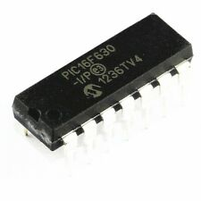 1PCS PIC16F630 PIC16F630-I/P 16F630 DIP-14 Microcontroller IC NEW