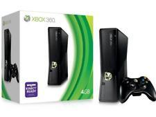Xbox 360 4GB Slim Console (PAL) Black BOXED-PRESTINE-24 to 48 hrs Delivery