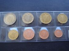 Ireland  2010 year UNC coin set from 1 cent - 2 euro total 8 coins 3,88 euro