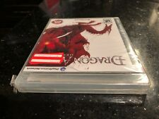 Dragon Age: Origins  (Sony Playstation 3, 2009) Brand New Factory Sealed