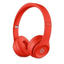 Brand New  BEATS BY DRE Solo 3  BLUETOOTH WIRELESS Headphones - product RED