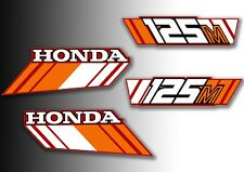 ATC 125m Honda Custom Stickers Set Trike 1985 Sticker/Decals