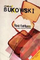 Factotum by Bukowski, Charles 0863697658 The Fast Free Shipping