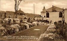 Bradford on Avon. Tudor Garden, Old Court Hotel, Avoncliff in Dotesio's Series.