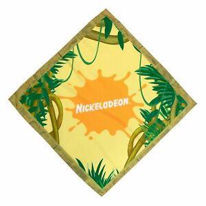 The Nick Box Spring 2021 Nickelodeon Logo BANDANA Face Mask Culture Fly NEW