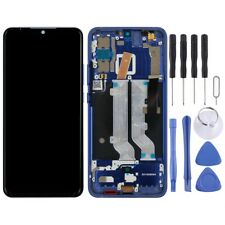 For ZTE Axon OEM AMOLED LCD Touch Screen Replacement Digitizer Assembly + Frame