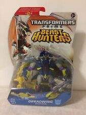 Transformers Prime Deluxe Beast Hunters  Dreadwing Mosc Moc Carded Sealed