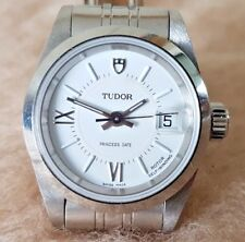 ROLEX-TUDOR Princess Date Automatic Stainless Steel 25mm Ladies Watch EXCELLENT