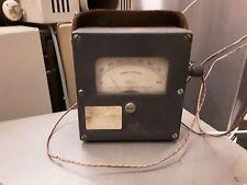 Vintage Alnor Velometer Degrees Centigrade