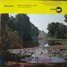 Mozart - Petite Musique de Nuit - Vinyl 33T 1/3 - Match Records