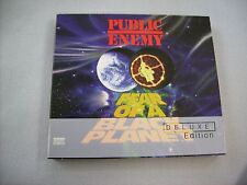 PUBLIC ENEMY - FEAR OF A BLACK PLANET - 2CD LIKE NEW CONDITION 2014 DELUXE ED.