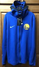 Nike Golden State Warriors Men's Showtime Hoodie Size XL 911115-495