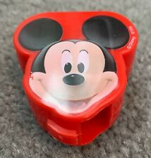 Mickey Mouse travel toothbrush holder with suction cup