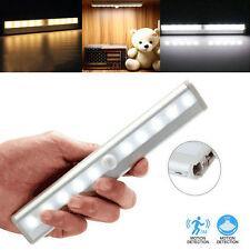 LED Lampe PIR Detecteur de Mouvement Sans fil Pour Armoire Tiroir Cabinet Bar