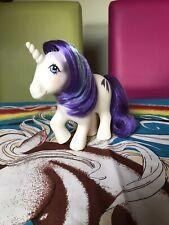 My little Pony Mein kleines Pony G1 Sternschnuppe Glory 1983 Fabel-Ponys Einhorn