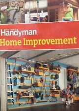 The Family Handyman Home Improvement new hardcover book House Repairs