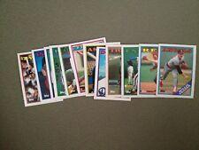 1988 Topps Baseball Team Set - Chicago White Sox