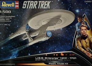 Revell Star Trek New Plastic Model Kit 1/500
