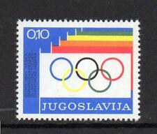 YUGOSLAVIA MNH 1975 SG1691 OBLIGATORY TAX - OLYMPIC GAMES FUND
