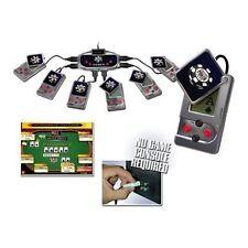 Excalibur Texas Hold 'Em Plug & Play with BONUS Keychain Game