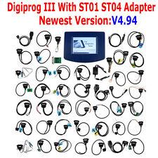 Latest V4.94 Digiprog III Digiprog3 Odometer Master Programmer Entire Kit