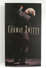 The Conway Twitty Collection by Conway Twitty 4 Cassette 1994 Box Set & Booklet