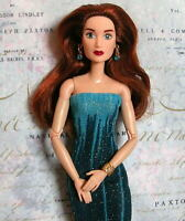TITANIC Rose/Kate Winslet HYBRID Doll - New Made to Move ARTICULATED Barbie Body