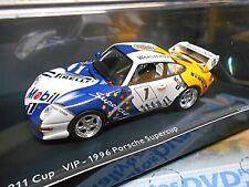 PORSCHE 911 993 Cup RS 3.8 1996 Warsteiner Mobil #1 Supercup Schuco Pro SP 1:43