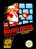 Nintendo NES Spiel - Super Mario Bros. 1 PAL-B mit OVP