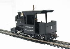 "BACHMANN SPECTRUM 25562 On30 0-4-2 Porter Steam Locomotive ""Colorado Mining Co."""